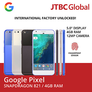 New Latest Google Pixel 5 Inch 32GB 128GB Factory Unlocked Android Smartphone