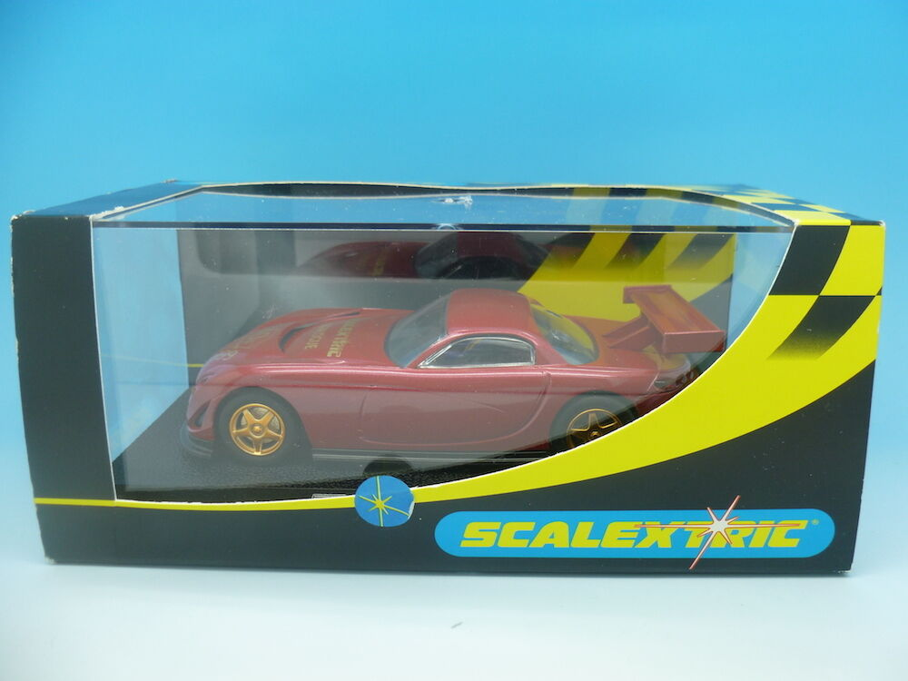 Scalextric c2245 TVR SPEED 12 40th ANNIVERSARIO e limitata di 500