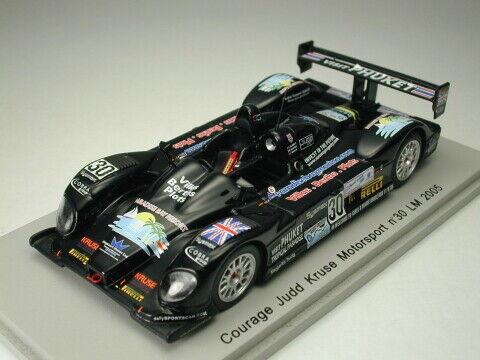 SPARK 1 43 Courage Judd Kruse Motorsport Le Mans 24 H 2005  30 from Japan