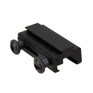 Picatinny-Scope-Mount-Base-Adapter-20mm-Dovetail-To-11mm-Schiene-Zielfernrohr