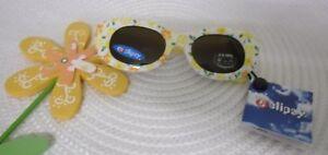 bébé Lunettes de Soleil pour Fillette Protection -UV 100% 0 6 mois ... c3f86de94878