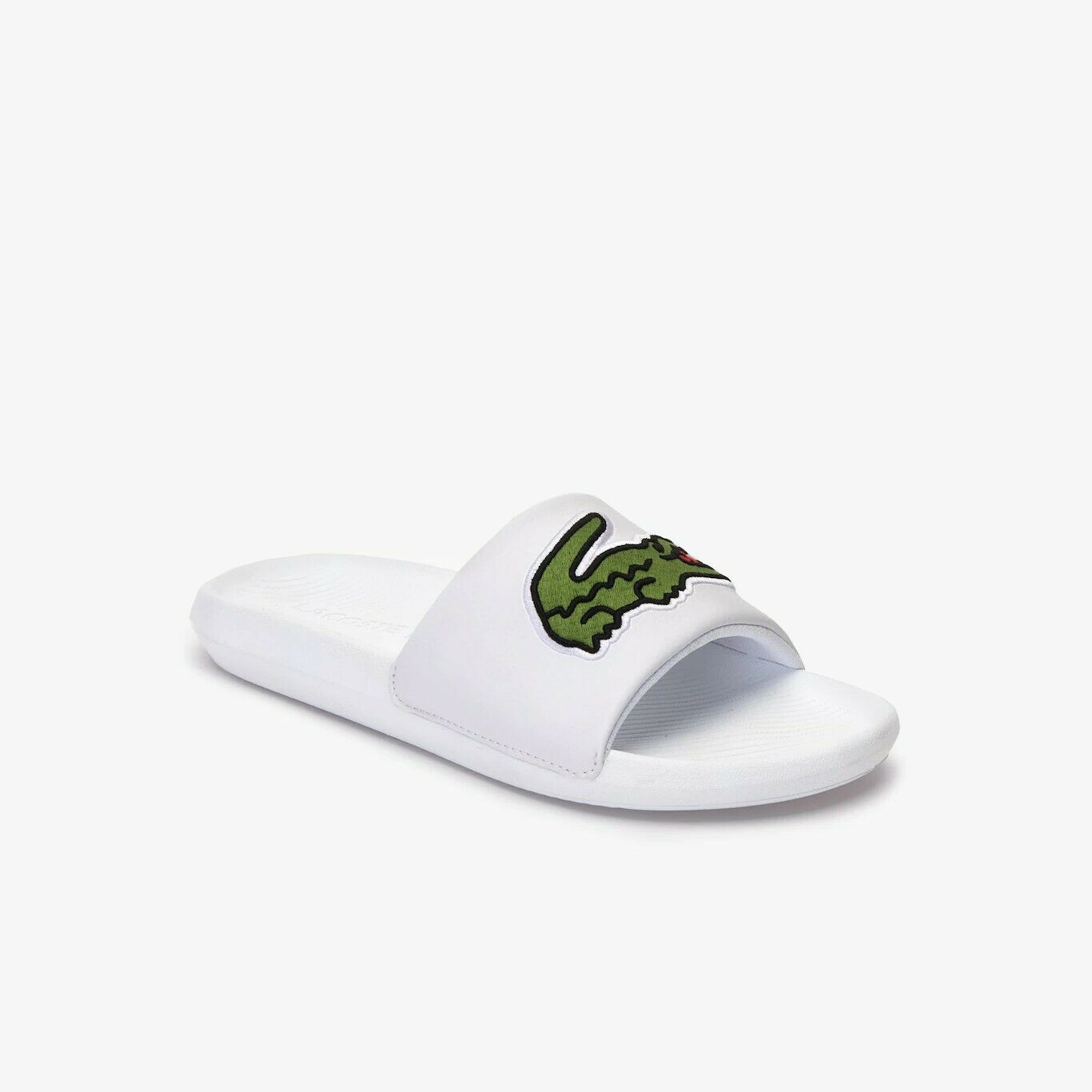 Lacoste Croco Sliders UK Size 6