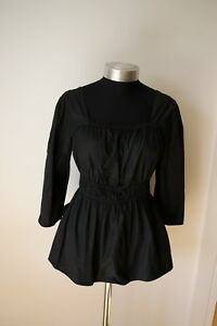 £59 New Marks 12 Size Spencer And Autograph Top Black 0wr0Aq8