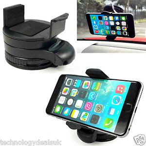360-Rotating-Universal-In-Car-Windscreen-Dashboard-GPS-Mobile-Phone-Mount-Holder