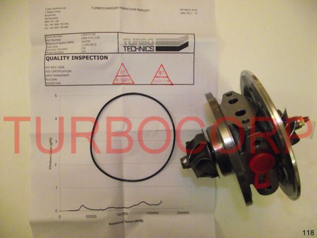 CHRA POUR TURBO Toyota  RAV4  D-4D 1CD-FTV 721164-13 721164-14 721164-10