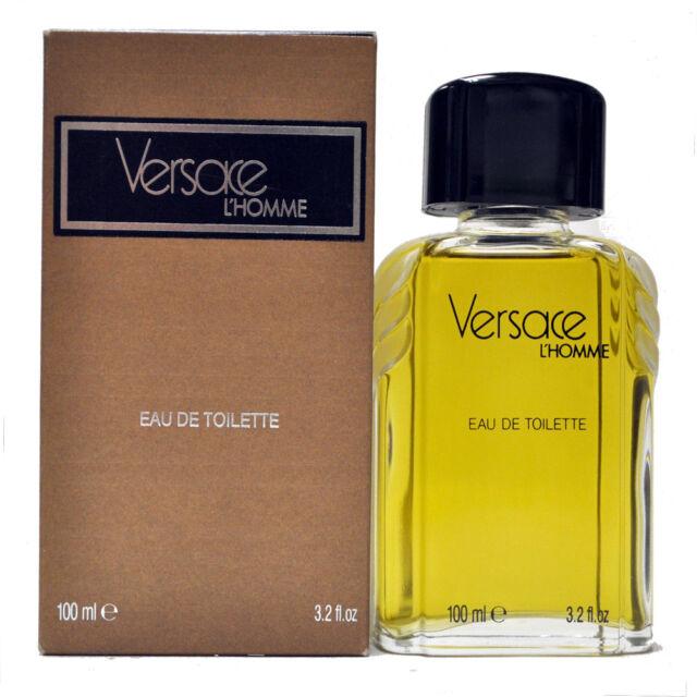 f3274124d2a RARE Vintage Pre-barcode Versace L homme Eau De Toilette 3.2oz 100ml Splash