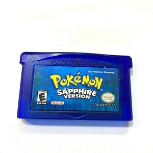 Authentic-Pokemon-Sapphire-Gameboy-Advance-GBA-Game-Tested-Working