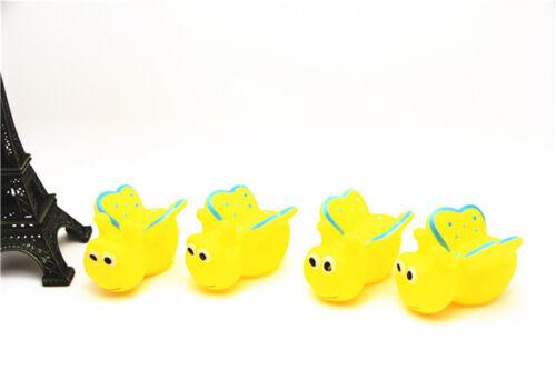 13x Mischtiere bunte weiche Gummi Float Squeeze Baby waschen Bad Spielzeug RSDE