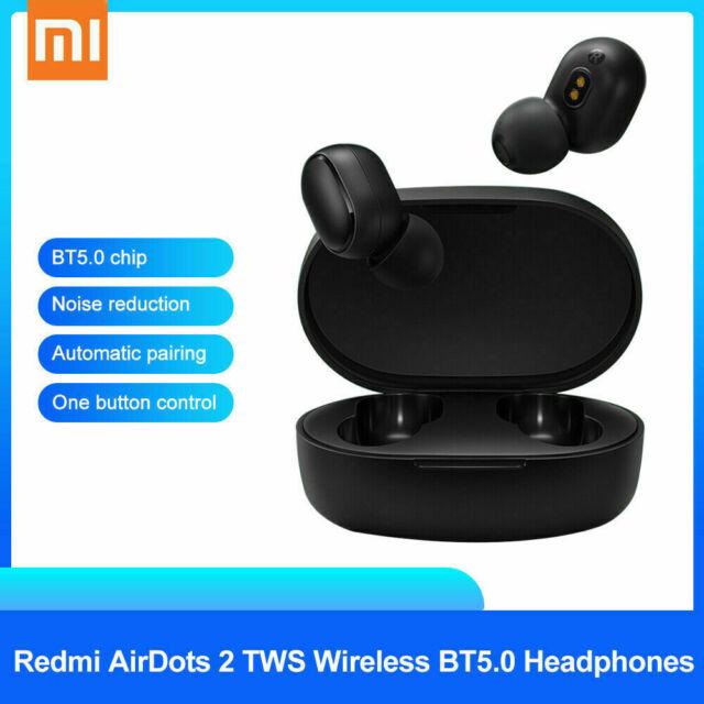 Xiaomi Redmi Airdots 2 Wireless Bluetooth Écouteur 5.0 Global Version Smartphone