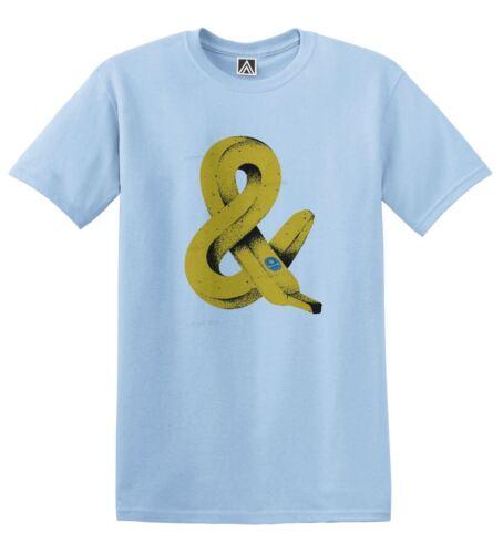 Banana And Ampersand T-shirt Art /& Warhol Inspired Indie Tee Fruit Print Top