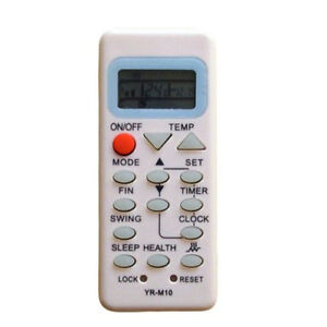 Haier-aircon-air-cond-aircond-remote-control-replacement-spare-part-YR-M10-new