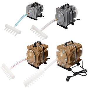 Sensational 317 2378 Gph O2 Commercial Air Pump Electric Magnetic Aquarium Fish Wiring Cloud Oideiuggs Outletorg