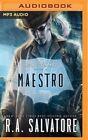 Maestro by R A Salvatore (CD-Audio, 2016)