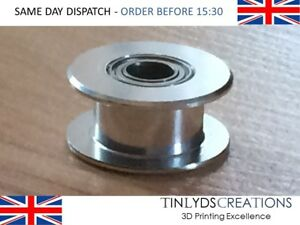 20-T-5mm-Bore-GT2-Idler-Pulley-Toothless-20-teeth-Idler-Pulley-for-6mm-wide-belt