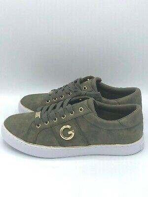 G by Guess Grandy Sneakers - Dark Green