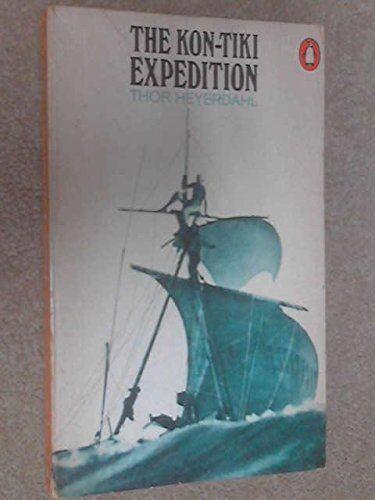 The Kon-Tiki Expedition,Thor Heyerdahl- 0140019960