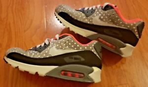 new arrival cb5f2 1ce0e Image is loading NIKE-AIR-MAX-90-LTR-PRM-034-POLKA-