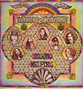 Lynyrd Skynyrd Vinyl LP MCA Records 1973, MCA-3020, Second Helping ~ NM-!