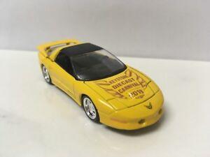 Keystone-Diecast-Carnival-Event-Car-Auto-World-1993-Pontiac-Firebird-Trans-Am