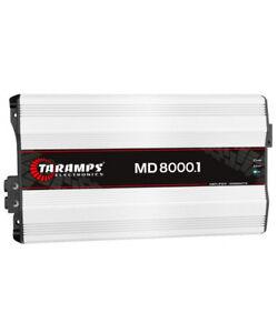 Taramp's MD 8000.1 1 Ohm 8000W Mono Amplifier