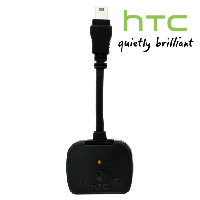 Genuine HTC Hero Touch Pro Shadow 2 In 1 Audio Charging USB Cable 73H00245