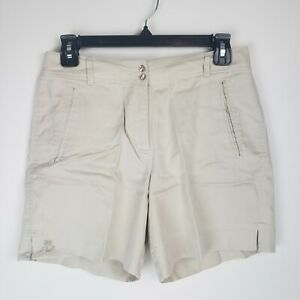 Tommy-Bahama-Stretch-Women-039-s-Shorts-Size-6