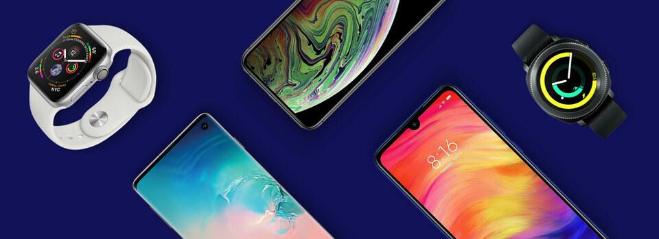Scopri tutto - Il tuo nuovo smartphone è qui