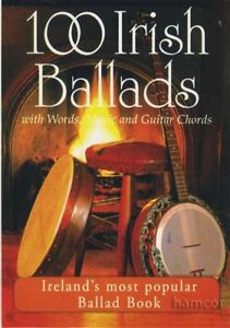 100 Ballades Irlandaises Volume 1 Corde & Mélodie Répertoire Musique Livre-afficher Le Titre D'origine