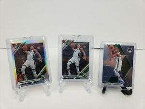 Lot-Of-3-Giannis-Antetokounmpo-2019-20-Optic-Silver-Holo-Optic-And-Mosaic