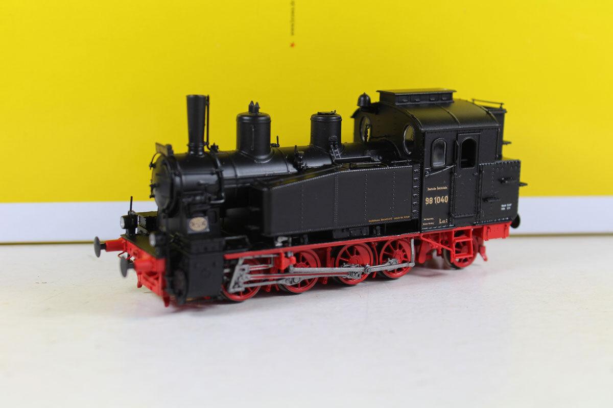BRAWA 40569 locomotiva BR 98 1040 DRG EPOCA EPOCA EPOCA II AC digitale con sound, nuovi. c8ccdc
