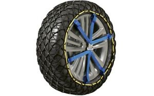 2x-MICHELIN-Chaines-neige-Easy-Grip-Evolution-1-155-65R14-155-70R13-165-70R13