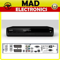 Powers Hd8200s Satellite Receiver + Terrestrial Dgitial Tv Hd Combo W/ 500gb Hdd