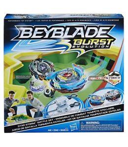 Beyblade Burst Evolution Star Storm Battle Set Genesis Valtrek V3