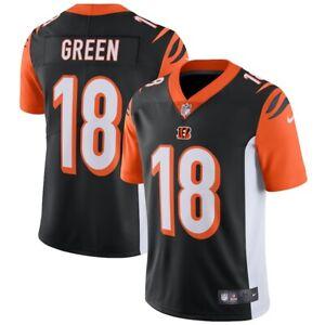 Details about Cincinnati Bengals #18 A. J. Green 2020 Super Bowl Stitched Jersey, Size: XL