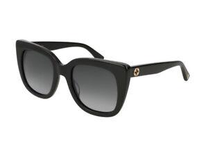 Image is loading sunglasses-GUCCI-sunglasses-GG0163S-color-code-001 71fc5db443f5