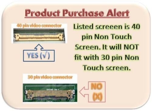 LCD SCREEN FOR B173RW01 V.0 BOTTOM LEFT CONNECTOR 17.3