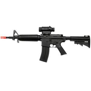 Well-D92-M4-Airsoft-Gun-Full-Auto-AEG-Black-Electric-Rifle-Metal-Barrel-BBs