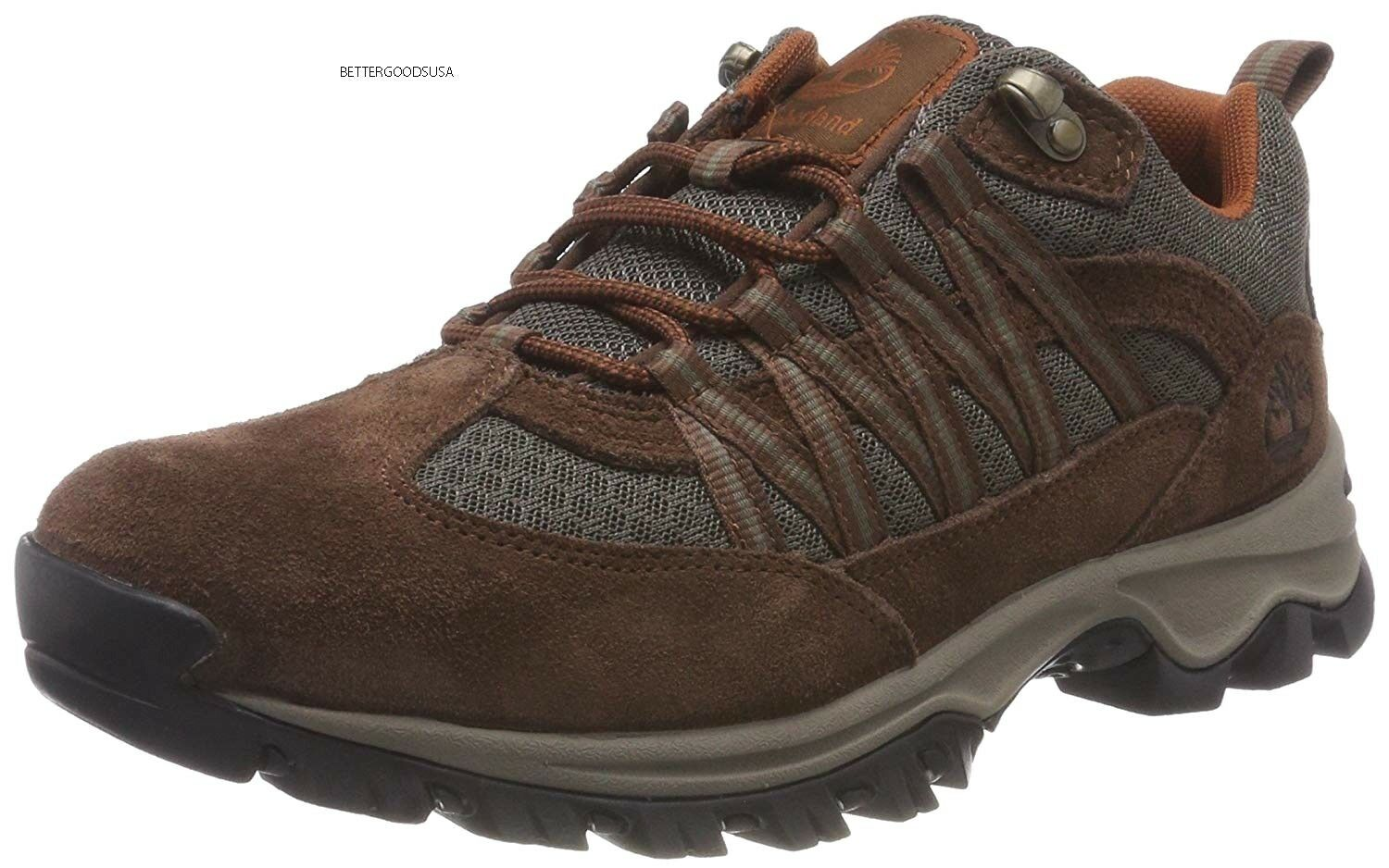 Maddsen Light Low Hiking Shoes Lace