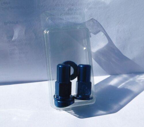 BLUE Aluminum Rim Lock Tower Nut /& Spacer Kit YZ250 YZ490 RM370 DR650 CR480 DT1