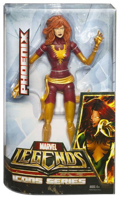 Marvel - legenden icons series collection_dark phoenix.
