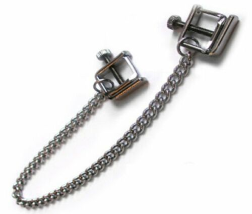 UK opus dei handmade strong religious CILICE Thigh Belt or Cilice body CLAMPS