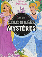 Disney Princesses Adult Colouring Book French By Number Princess Fairytale