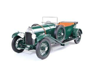 Wespe-Models-Factory-built-Bentley-3-0L-1923-1-8-green