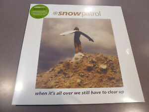 Snow-Patrol-When-It-039-s-All-Over-We-Still-Have-To-Clear-Up-LP-Vinyl-Neu-OVP