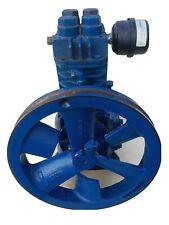 Quincy Air Compressor Pump 210qrb 105 And Flywheel