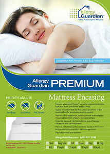 Allergy-Guardian-KING-BED-Cover-Anti-Dust-Mite-and-Bed-Bug-Pristine-Fabric