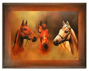 Oil-Painting-Pictures-Hand-Painted-with-Frame-Baroque-Art-15334