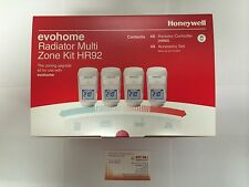 Honeywell HR924UK Evohome Radiator Multi-Zone Kit (Genuine Honeywell Product)