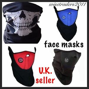 FULL-FUNCTION-SKULL-FACE-MASK-NEOPRENE-THERMAL-BALACLAVA-NECK-WARMER-SNOOD-MASK