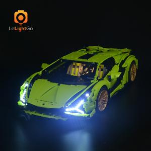Classic-LED-LIGHT-KIT-FOR-LEGO-42115-LAMBORGHINI-SIAN-FKP-37-Technic-LEGO-42115